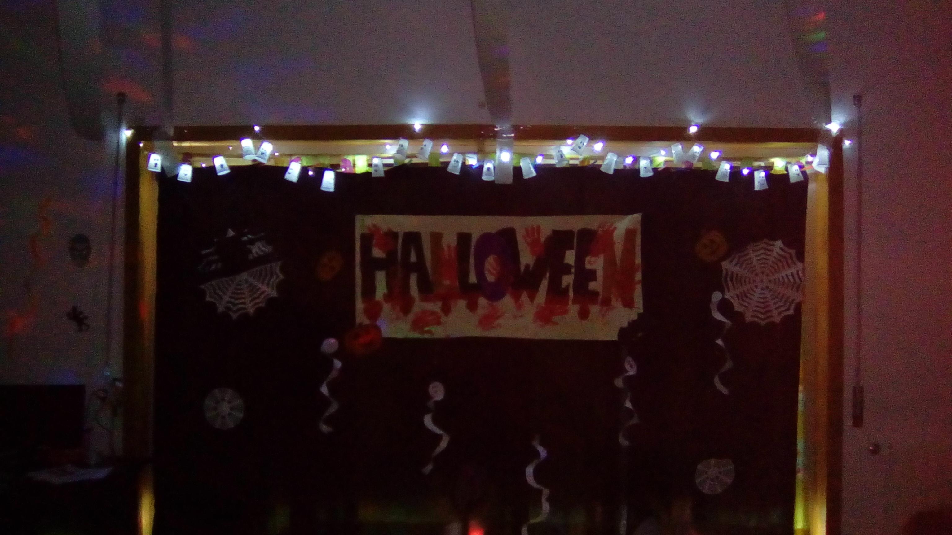 Halloween na Associação Popular!!