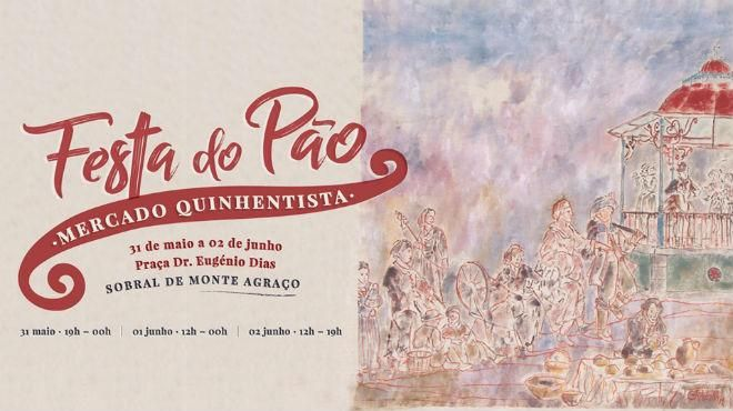 FEsta do pão – Mercado Quinhentista