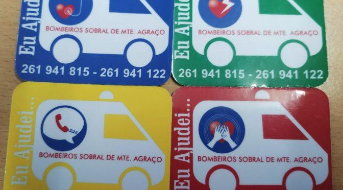 ASSOCIAçÃO POPULAR colabora na venda dos MAGNÉTICOS dos BVSMA